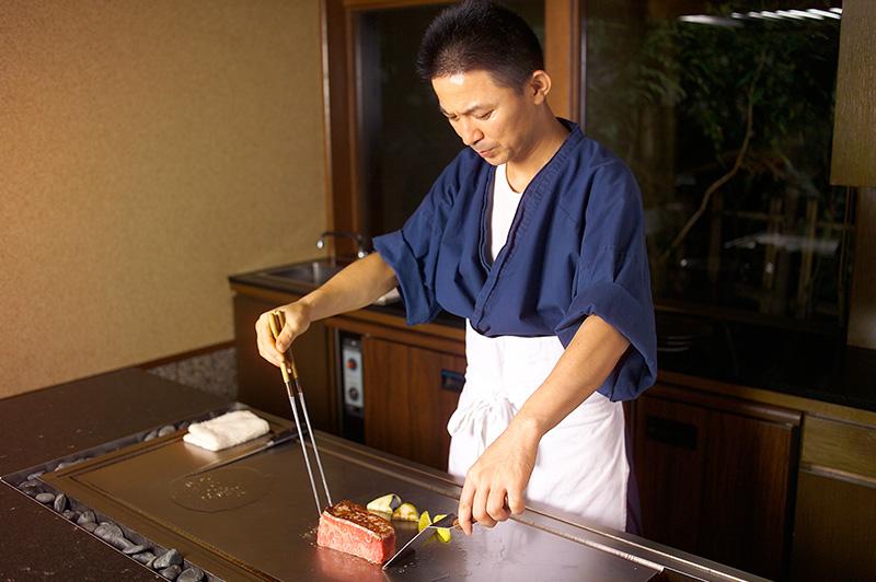 花小宿の料理