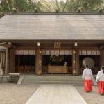 アマテラスが怒って岩戸に隠れた神話が残る天岩戸神社