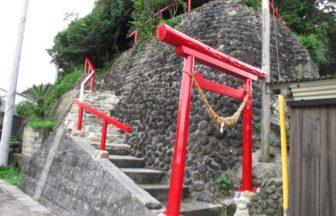 西之表市の恵比須神社