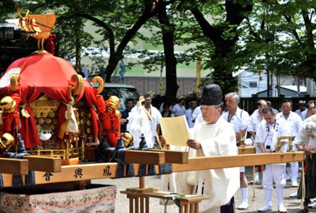 伏見稲荷祭り