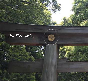 明治神宮社紋