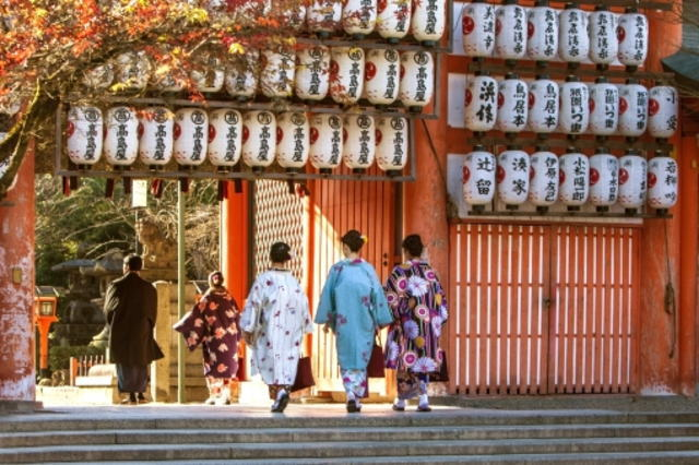 神社の儀式
