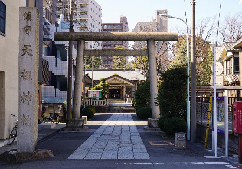 押上天祖神社