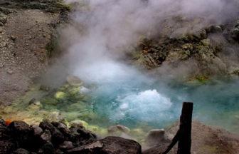温泉とパワースポット