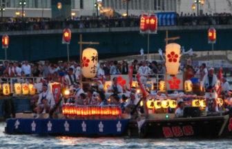 大阪・天神祭