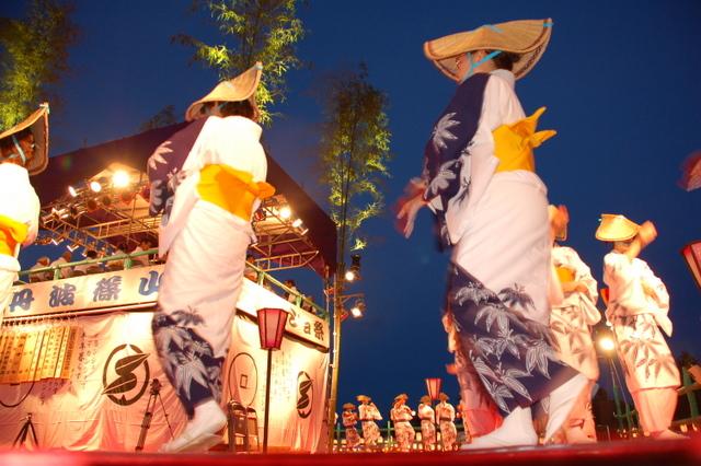 丹波篠山デカンショ祭