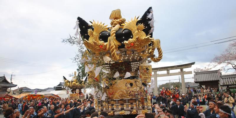 播州北条節句祭