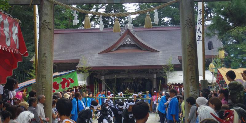 久礼八幡宮秋季大祭