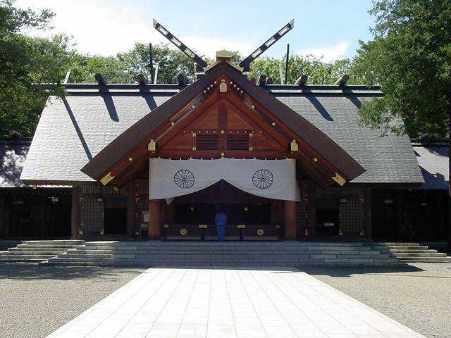 北海道神社