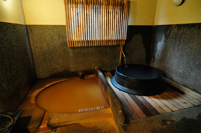 花小宿の風呂