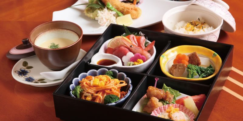 歌舞伎感激中の食事マナー