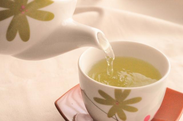 福茶、若水